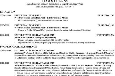 Infantryman Resume by Resume Template Free Premium Templates Forms