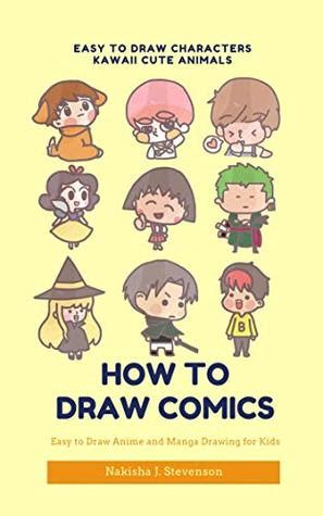 easy  draw characters kawaii cute animals easy  draw