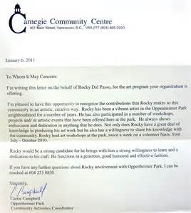 Cover Letter It Support Community Support Racac