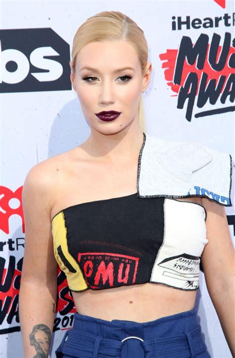 IGGY AZALEA at iHeartRadio Music Awards in Los Angeles 04 ...