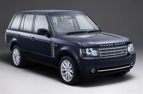 Revised 2018 Range Rover With New 313hp V8 Diesel Carscoops