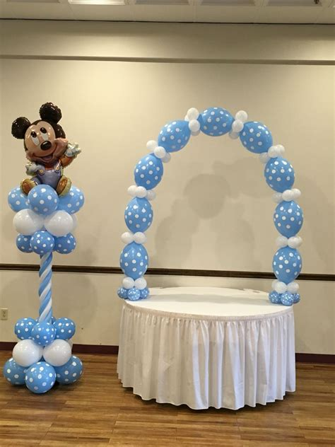 mickey mouse baby shower baby mickey mouse balloons timothy edward mickey baby