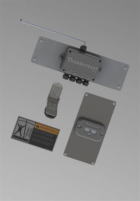 touch conversion kit thunderstone manufacturing