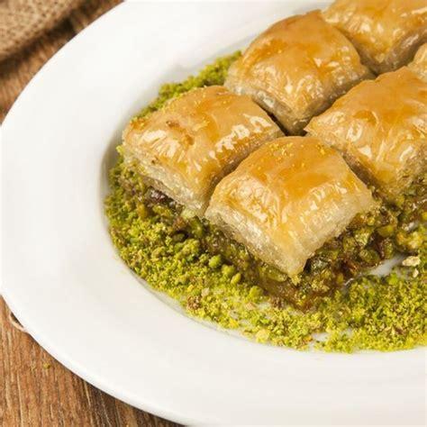 recette baklawa libanais facile rapide