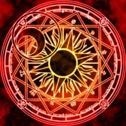 Clow Reed Magic Circle
