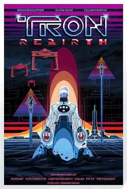 Tron Rebirth Gifs Tammemagi Jason Film