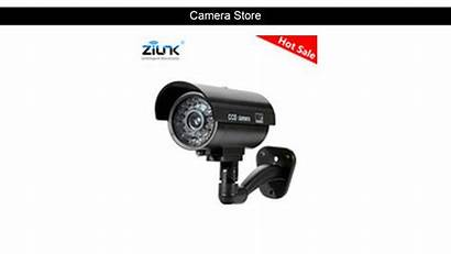 Security Camera Cctv Flashing