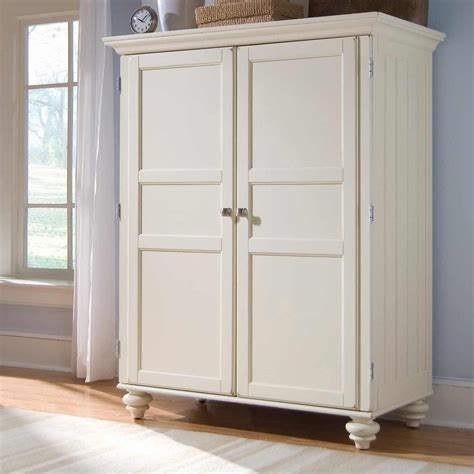 White Wardrobe Cabinet by White Armoire Cheap Armoire Desk In White