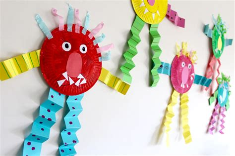 sad monster glad monster feelings activities and craft ideas for children four cheeky monkeys