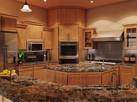 types of kitchen cabinets materials beautiful countertop choices for kitchens gl kitchen design 8629