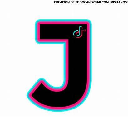 Tiktok Letras Gratis Abecedario Descarga Font Letters