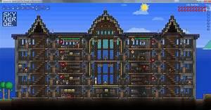 Npc Houses Terraria