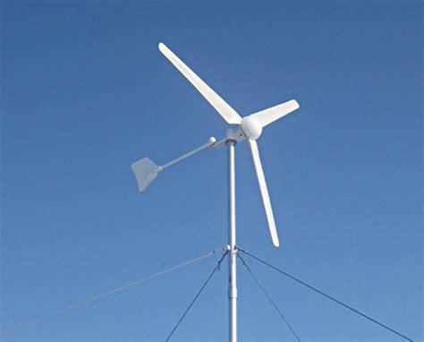 Основные виды ветрогенераторов