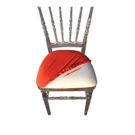 galette de chaise avec scratch galette de chaise avec elastique