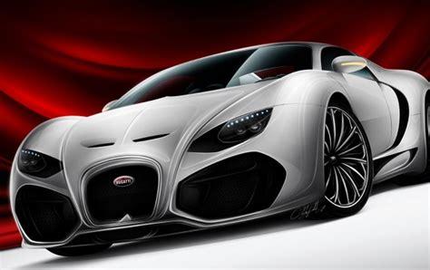Bugatti Venom Concept Wallpapers