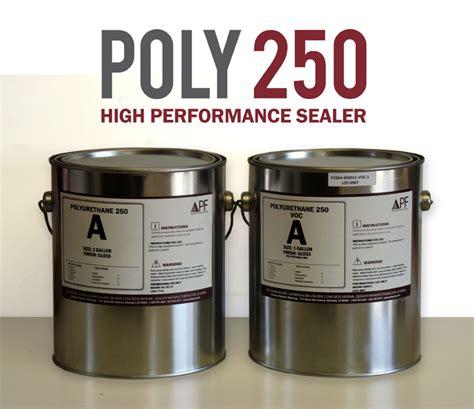 Arizona Polymer Flooring Poly 250 polyurethane 250 arizona polymer flooring