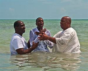Is Water Baptism Really Important  - Religion