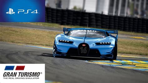 gran turismo ps4 gran turismo sport extended trailer with song ps4