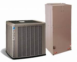 4 Ton 18 Seer York Heat Pump System - Yzh04811 - Mc62d4kh1 - Mv20dn21