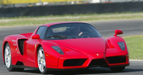Enzo ferrari is the founder of the ferrari automobile marquee. FAST CARS: Enzo Ferrari