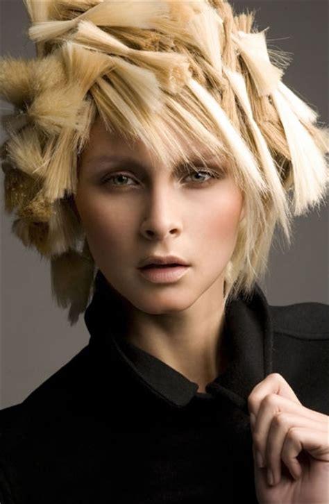 weird hairstyles halloween inspiration