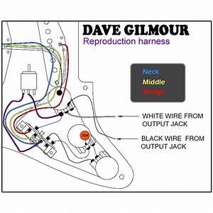 Dave Gilmour Deluxe Pre