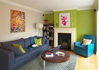 inspiring living room accent wall 21+ Green Living Room Designs, Decorating Ideas | Design Trends - Premium PSD, Vector Downloads