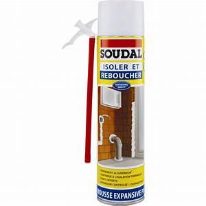 Mousse Expansive Isolante : mousse expansive soudafoam 500ml toolstation ~ Edinachiropracticcenter.com Idées de Décoration