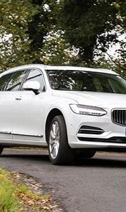 Volvo V90 Recharge T6 hybrid review | DrivingElectric