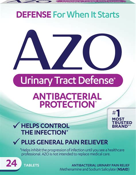 azo urinary tract defense eases recurrent uti infections