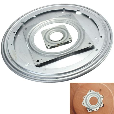 Tisch Mit Drehbarer Platte by Heavy Duty Metal Bearing Rotating Swivel Turntable Plate