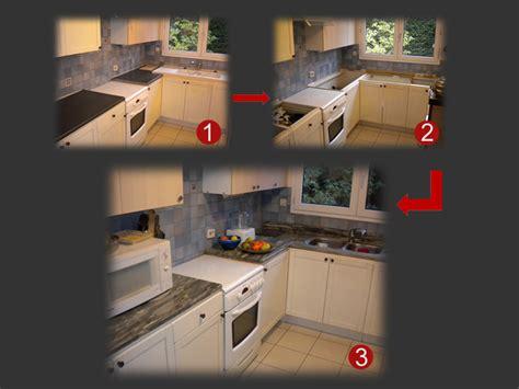 renovation plan de travail cuisine plan de travail en quartz pour cuisine 3 plan de