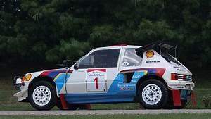 205 Turbo 16 : 205 turbo 16 il mostro da rally della peugeot motori storici ~ Maxctalentgroup.com Avis de Voitures