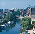 Reading | town and unitary authority, England, United ...