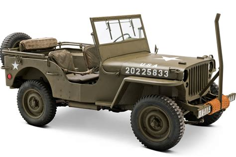 military jeep front jeep willys mb with wirecutters anti decapitation device