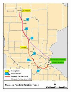 Minnesota Pipe Line Reliability Project