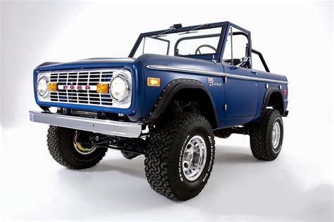 Can't Wait For The New Ford Bronco? Here's The Ideal