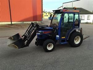 Mini Traktor Mit Frontlader : klaravik auktioner kompakttraktor med tillbeh r ~ Kayakingforconservation.com Haus und Dekorationen
