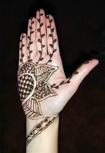 henna designs pakistan cricket player arabic henna design