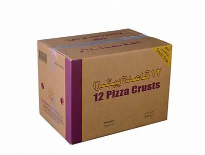 Pizza Crust Fine Dough Plain