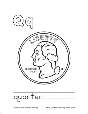 letter  coloring book  printable pages letter