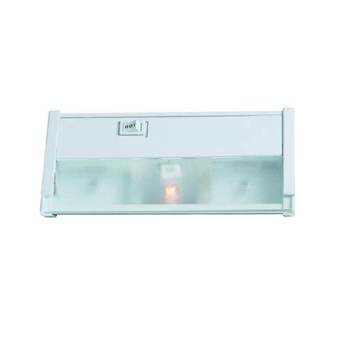 acclaim lighting 1 light 16 in bronze xenon cabinet