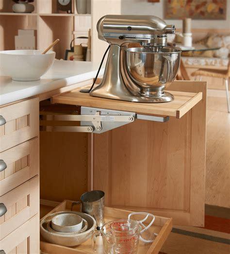 rev  shelf appliance lift unique storage solution