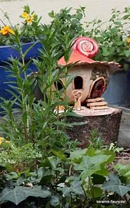 Keramik Für Den Garten : gartenwichtelwelt kreative keramik f r haus und garten ~ Buech-reservation.com Haus und Dekorationen