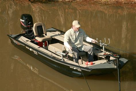 Crappie Fishing Boat Accessories by 648vs Deluxe War Eagle Boats