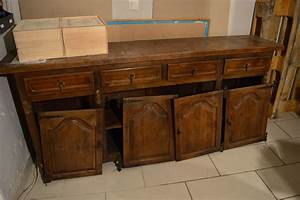 rajeunir un ancien buffet en bois bubu deco With rajeunir un meuble ancien