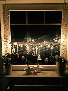 Fensterbank Dekorieren Vintage : fensterdeko im winter fensterdeko im winter deko weihnachten fenster fensterdeko ~ A.2002-acura-tl-radio.info Haus und Dekorationen