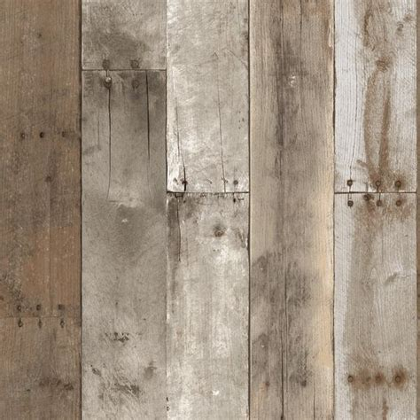repurposed weathered textured self adhesive wallpaper by tempaper burke decor