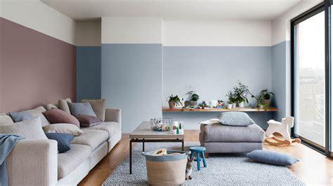 deco mur chambre adulte quatre façons de relooker votre salon avec la couleur de l