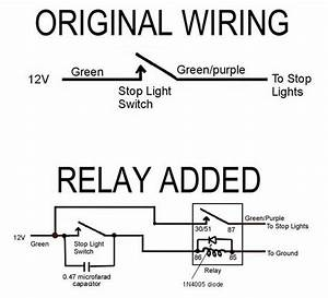Brake Light Relay